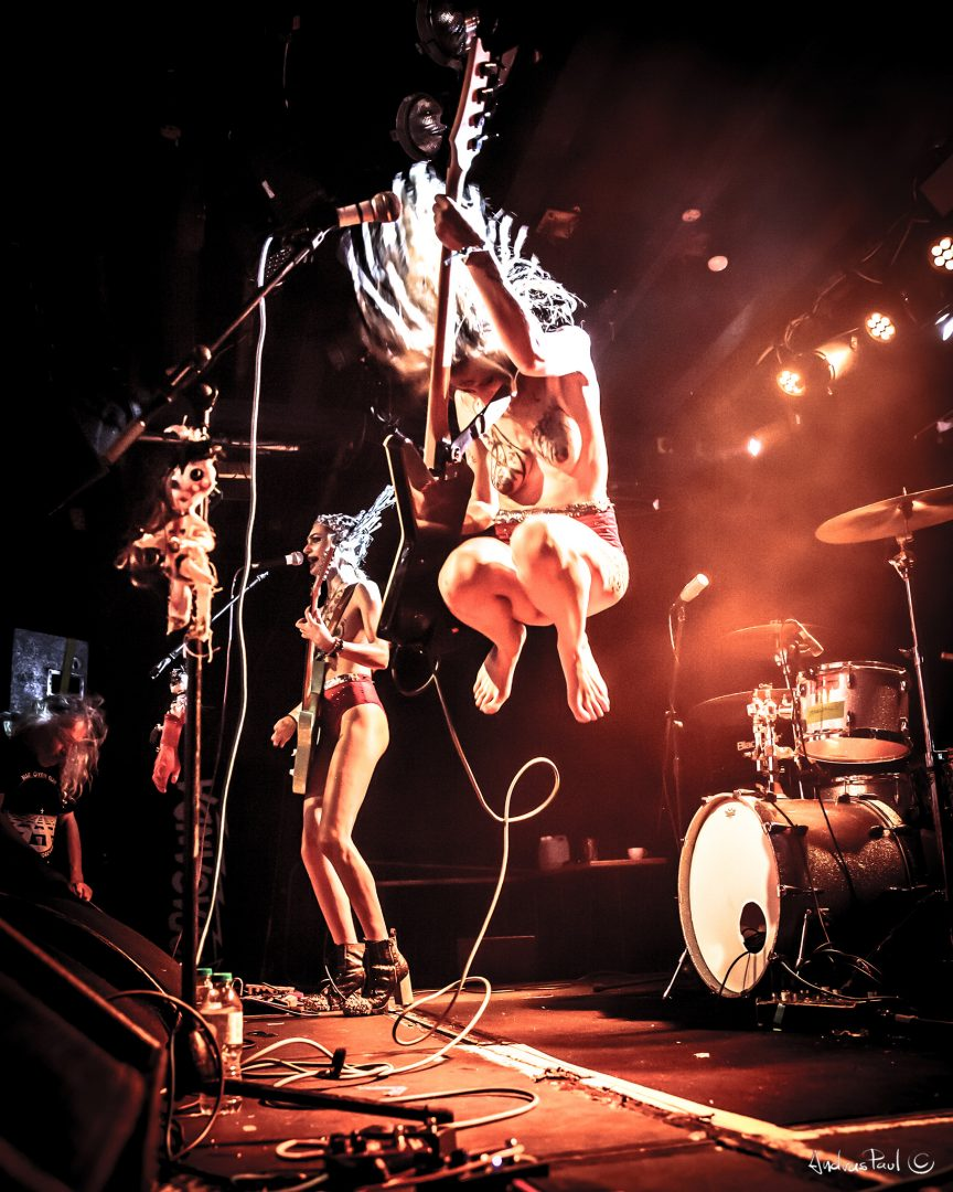 The SoapGirls - Interview - Naked And Raw - Camden Live