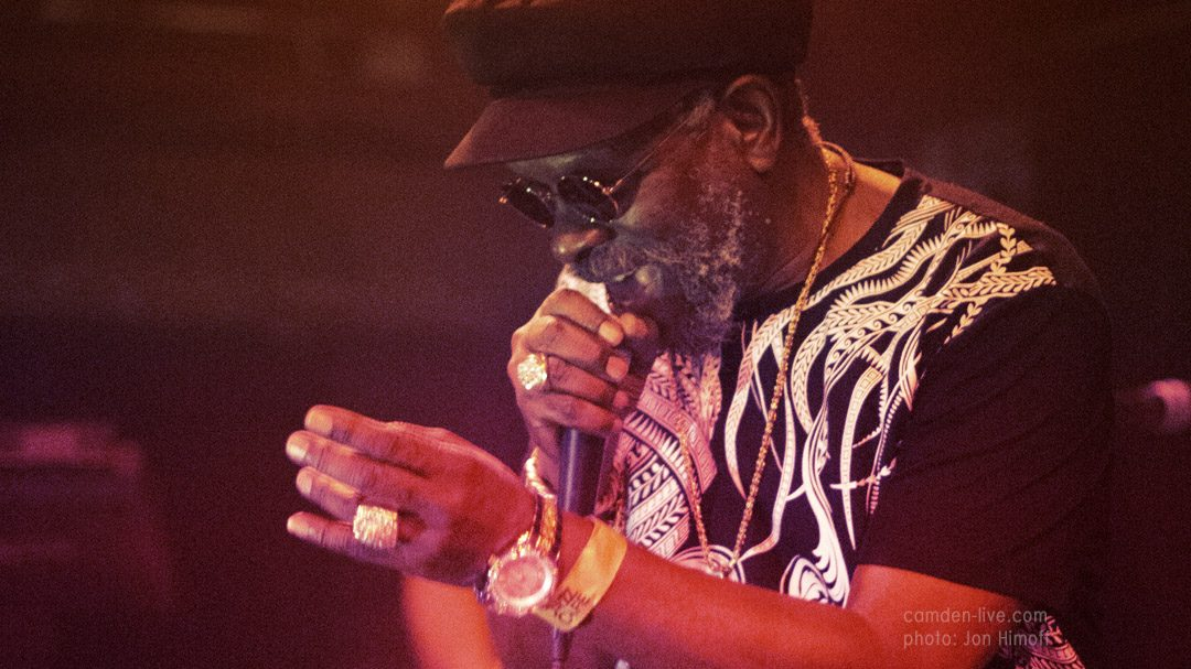 Reggae Legend Johnny Osbourne Delivers Big Sound At Jazz Cafe