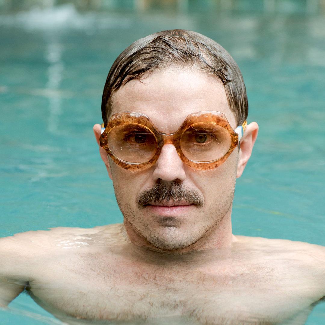 Jake Shears' Big Bushy Moustache