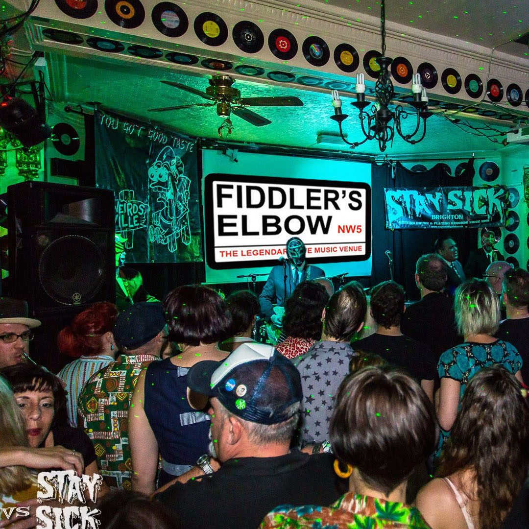 The Fiddler's Elbow: Open To All