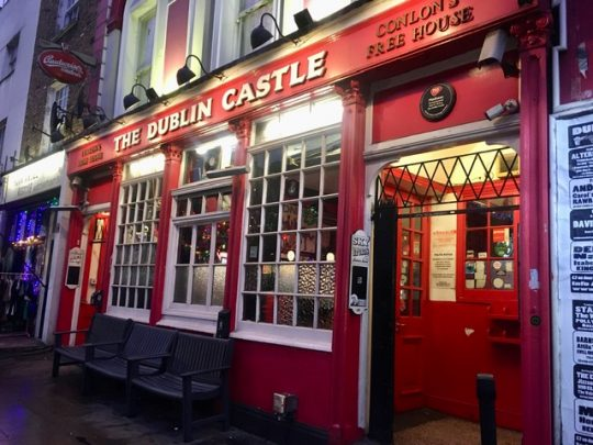The Dublin Castle