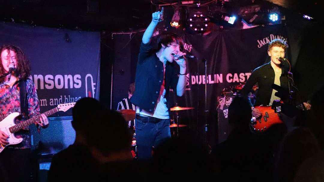 The Trusted at the Dublin Castle