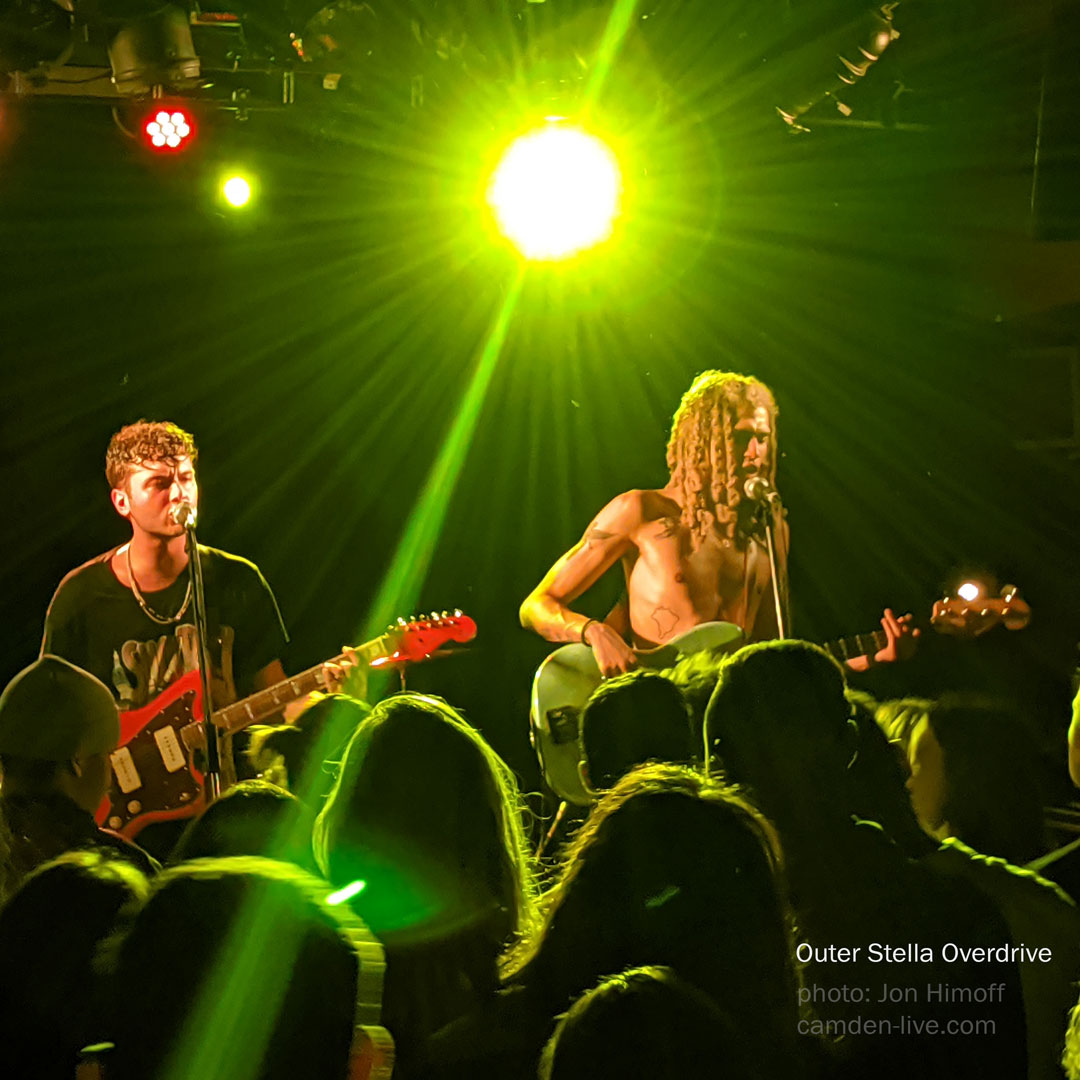 Outer Stella Overdrive live at Dingwalls Jan 10, 2020