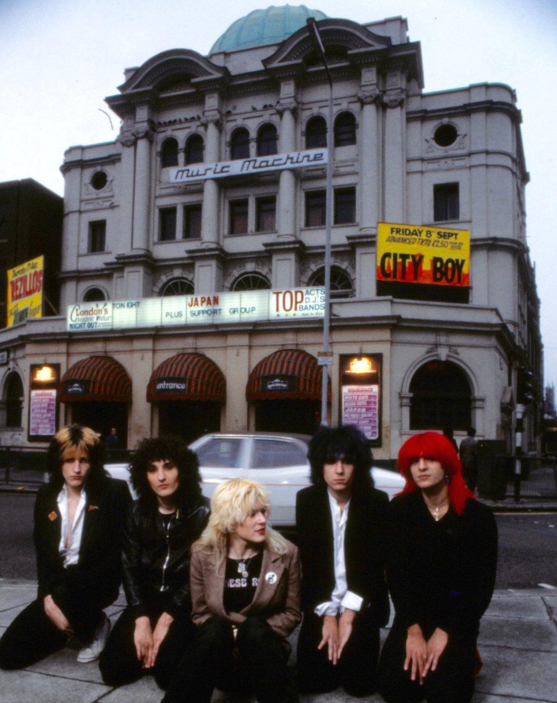 Japan at the Music Machine