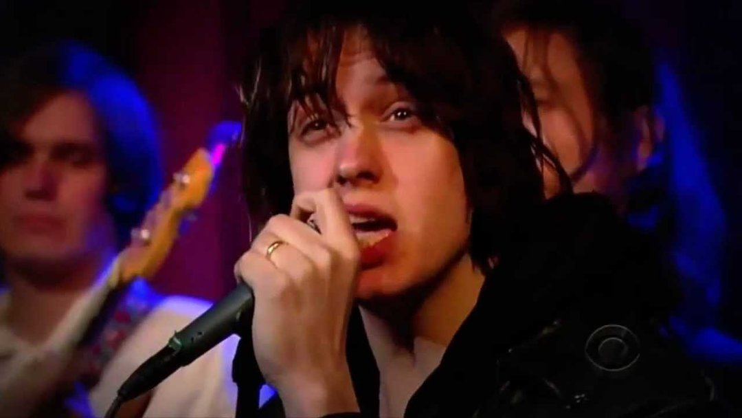 The Strokes. Source: Youtube