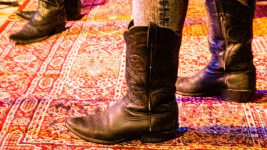 Texas comes to Camden at the Green Note music club
