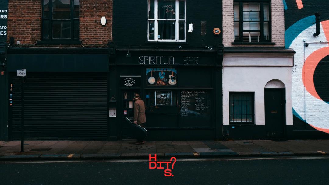 Front of Spiritual Bar
