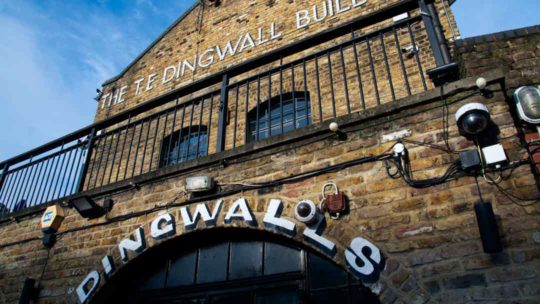 Dingwalls does not have new name yet