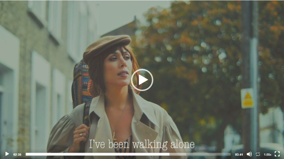 Logan J Parker - Walking Alone Video Release