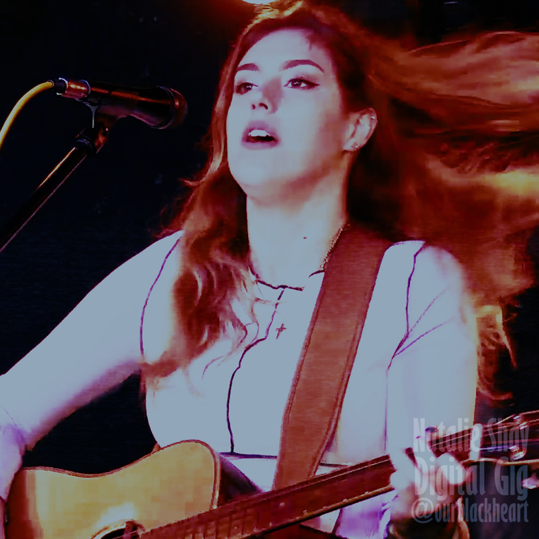 Natalie Shay - Digital Gig - Live at the Black Heart