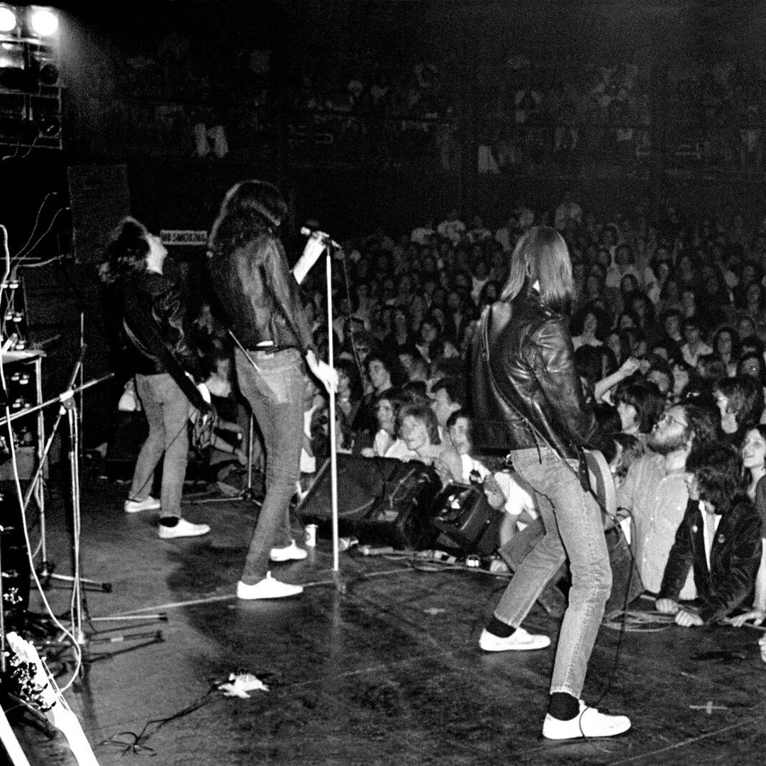 The Ramones at the Roundhouse