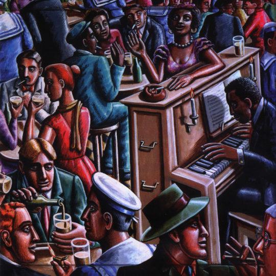 Projekct 1 - Live at the Jazz Cafe